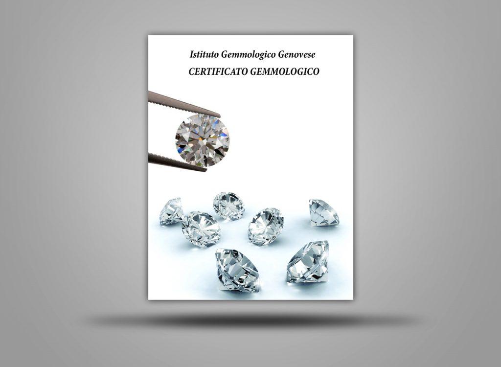 prezzi certificato analisi gemmologica-prezzo certificato gemmologico-certificato di gemmologia-certificato gemmologico