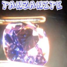 Tanzanite Gemma Dinamite ! Pietre Preziose