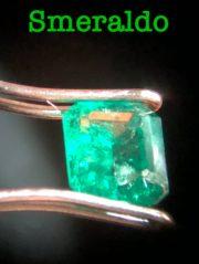 Smeraldi Oliati per riempire Berilli fratturati