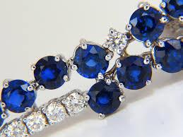 zaffiri e diamanti-diamanti zaffiri-diamonds sapphire-sapphire diamonds-saphir edelsteine